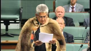 Australia has its first Aboriginal minister in a Federal Government. Ken Wyatt was sworn in as Assistant Health Minister by the Governor-General in Canberra this ...