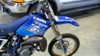 8. 2006 pr2 yz 105 for sale yz85 yz 85