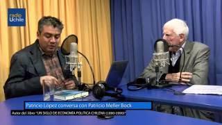 Patricio López conversa con Patricio Meller