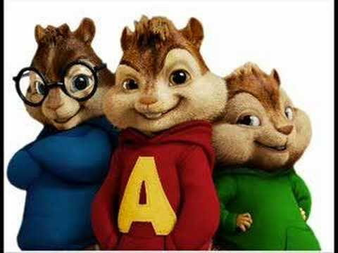 Alvin And The Chipmunks - T-Pain Im Sprung