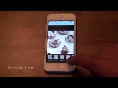 BeneFeed App Advertiser-mode demonstration