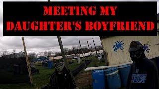 Meeting my daughters boyfriend... in battle.