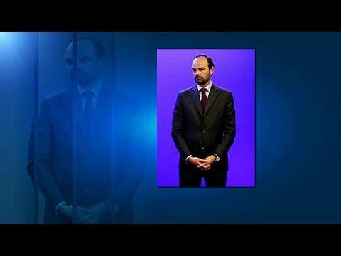 Ο Εντουάρ Φιλίπ ο νέος πρωθυπουργός της Γαλλίας