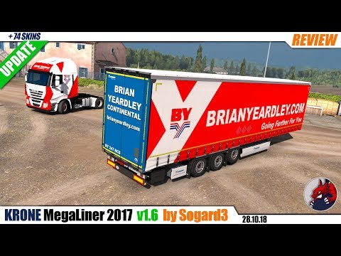 Krone MegaLiner 2017 by Sogard3 v1.6