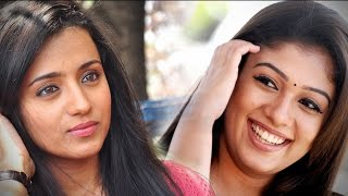 Trisha Angry about Nayanthara and Vignesh Sivan!.. Kollywood News 30/11/2015 Tamil Cinema Online