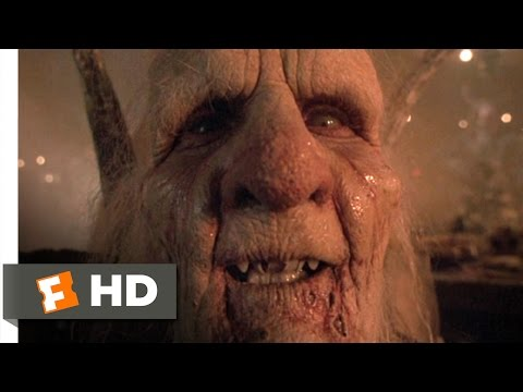 The Texas Chainsaw Massacre 2 (9/11) Movie CLIP - Dinner Time (1986) HD