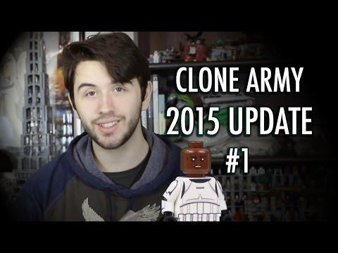 LEGO Clone Army 2015 UPDATE #1