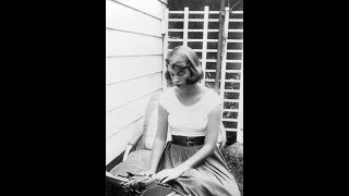 Sylvia Plath reading her poems 1958