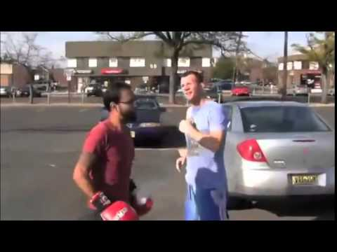 how to win a fight without even throwing a punch