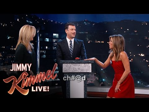 Watch Jennifer Aniston vs Lisa Kudrow in Celebrity Curse
