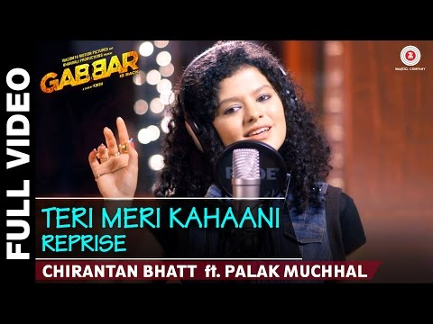 Teri Meri Kahaani Reprise | Chirantan Bhatt Ft. Palak Muchhal | Specials By Zee Music Co.