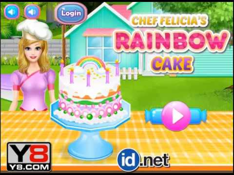Watch & Learn With Sofia Cooking Princess Cake Game Review-Cooking Games -Smart Gaming
