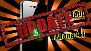 UPDATE!!! Baixar WhatsApp no iPhone 4 - Janeiro 2019