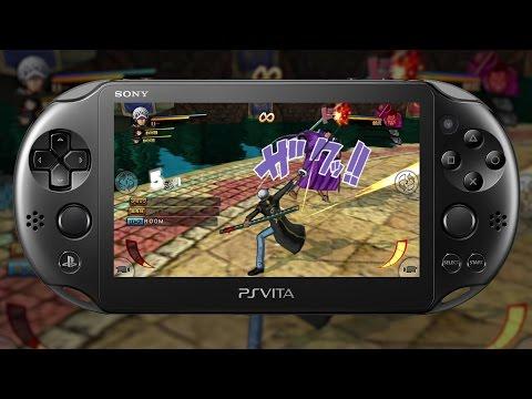 PS Vita版実機プレイ映像