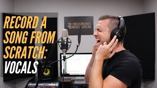 Video How To Record A Song From Scratch - Vocals - RecordingRevolution.com MP3, 3GP, MP4, WEBM, AVI, FLV Februari 2019