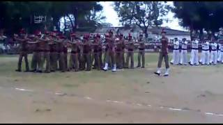Parade of sainik school tilayia the future