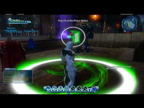 DC Universe Online Gameplay/Commentary (PS3)