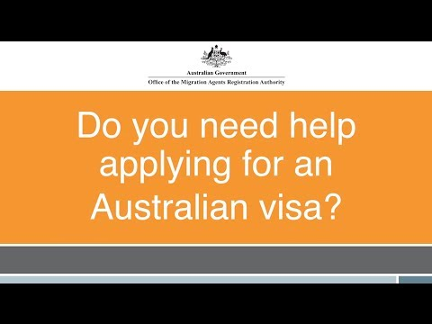 Do You Need Help Applying For An Australian Visa?