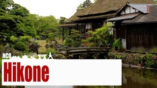 Hikone Japan  city pictures gallery : Castles, Japanese gardens and Hikonyan in Hikone