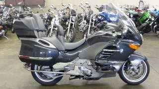6. 2005 BMW K1200 LT description