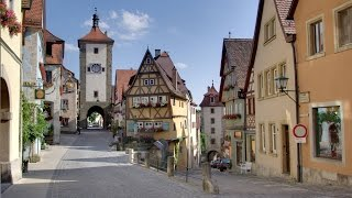 Rothenburg Ob Der Tauber Germany  city photos gallery : One day in Rothenburg ob der Tauber