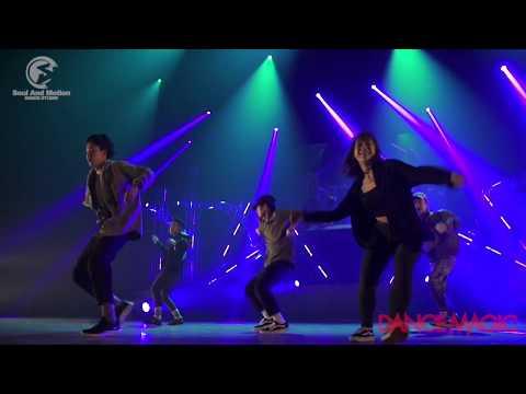 DANCE MAGIC 2017オープニング講師ゲストのムービー