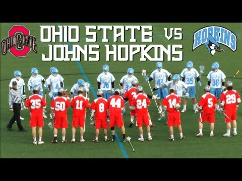 Lacrosse - Senior Brandon Benn's second goal of the game 59 seconds into the third overtime lifted the 11th-ranked Johns Hopkins men's lacrosse team to a 10-9 victory a...