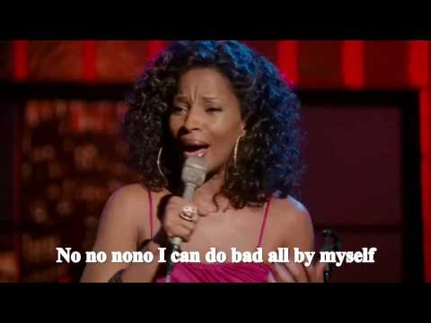 I Can Do Bad All By Myself - Mary J. Blige (Lyrics) (HD)