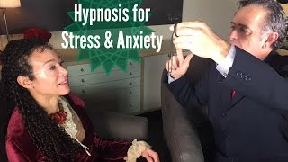 Have you ever thought about hypnosis for stress and anxiety during menopause? Stress and anxiety are two of the most common complaints during with menopause. And you might just want to use a more Dzactivedz approach for managing them. In this video, I'll be interviewing hypnotist TC Lenormand, a hypnotist who specializes in helping people manage stress and anxiety. Tune in to see what he has to say. Contact information for TC Lenormand: TC Lenormand Certified Consulting Hypnotist Director of Behavioral Dynamics  Hypnosis Houston 2909 Hillcroft Ave. Suite 15 Houston, Texas  77056 713 789 0713 Website: hypnosishouston.com tc@hypnosishouston.comVisit my website: https://menopausetaylor.me/Click here to print the worksheet: http://bit.ly/2bgQ2WqClick here to find the outline notes: http://bit.ly/2aIaWLZWatch every Menopause Taylor episode from the beginning: https://www.youtube.com/playlist?list=PLOUBdLFwUtyYimWltwfsEQneVYjIaMQH-Check out my book, Menopause: Your Management Your Way ... Now and for the Rest of Your Life: https://www.amazon.com/Menopause-Your-Management-Rest-Life/dp/143920795X?ie=UTF8&keywords=menopause%20barbie&qid=1461746042&ref_=sr_1_1&sr=8-1Connect with me on social media:Facebook: https://www.facebook.com/Menopause-Barbie-356641841173232/Twitter: https://twitter.com/BarbieTaylorMDInstagram: https://www.instagram.com/menopausebarbie/