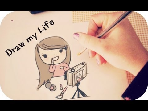 this is my life - This is my video DRAW MY LIFE. sorry for my english.. but I'm Italian :) !!!! this is my first video in english!!!! ♥♥♥ I wanted to give you this video to s...