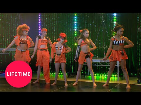 "Dance Moms: The ALDC Performs ""Stomp the Yard"" for the Seeing Stars Special (S5) 