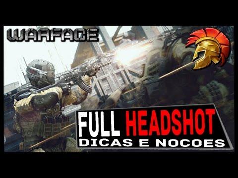 Warface : Full HeadShot de AK-103 | Dicas e noções de jogo