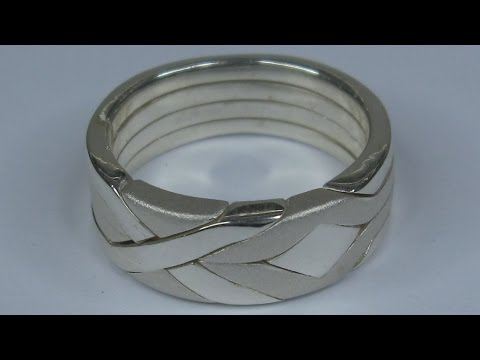 Solid, a puzzle ring
