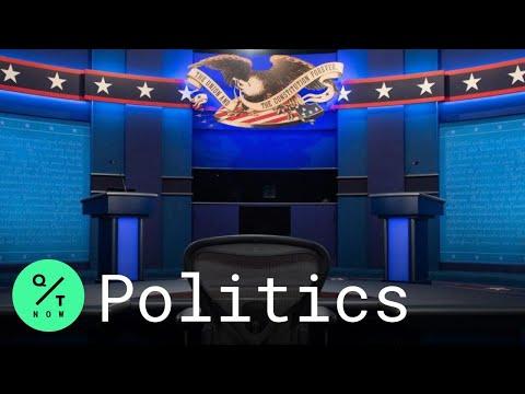 Cleveland Prepares Stage for First Trump-Biden Prime Time Debate