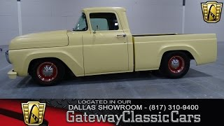 <h5>1959 Ford F100 Pickup Truck</h5>