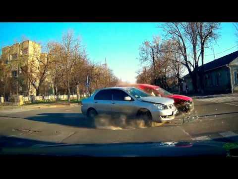 Авария в Херсоне