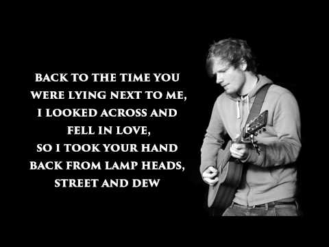 Ed Sheeran - All The Stars LYRICS [The Fault In Our Stars Official Soundtrack]