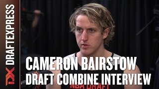Cameron Bairstow Draft Combine Interview