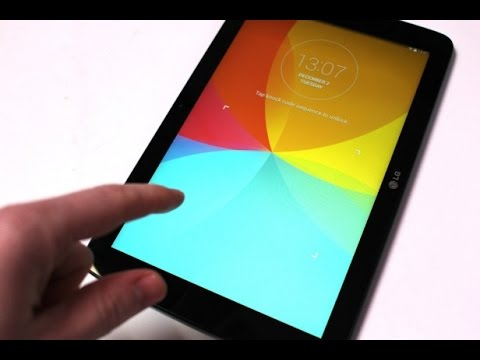 LG G Pad 10.1 -  Full Specification Review