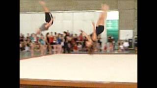 Evolution Accros - Montigny Gym - Gala 2013