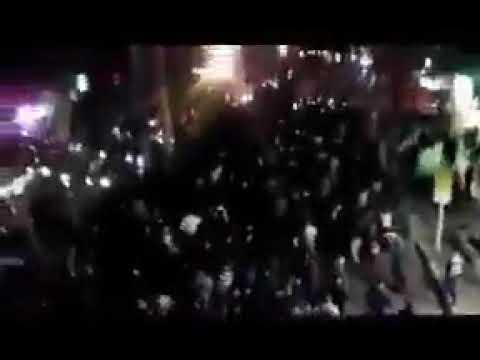 В Иране проходят массовые протесты