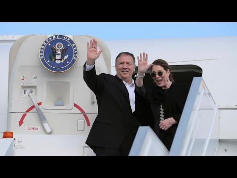 Οι αντιδράσεις στο αυστηρό μήνυμα Πομπέο στην Τουρκία