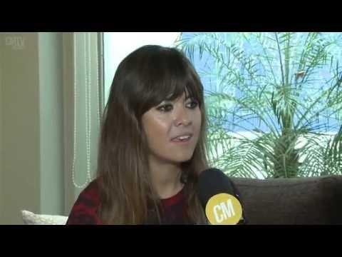 Vanesa Martín video Entrevista CM - Noviembre 2015 - Argentina