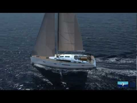 Bavaria - http://www.bavaria-yachtbau.com BAVARIA introduces the newest member of the CRUISER-Line: The CRUISER 56. BAVARIA stellt die neue CRUISER 56 vor.