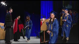 Part 2 of the 2016 Undergraduate Commencement ceremony for the School of Management. The video is approximately 90 minutes in length.