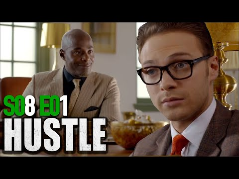 Gold Finger | Hustle: Season 8 Episode 1 (British Drama) | BBC | Full Episodes