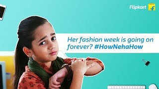 A week passed. Then a month passed. How does Neha continue to be trendy? Watch this to see what's up! http://bit.ly/2sASOBs