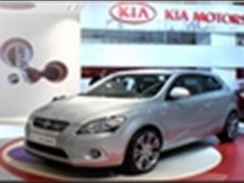 Kia Pro_cee'd at 2007 Frankfurt Auto Show