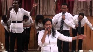 Eritrean Church In Minnesota - Worship Service - Apr 14, 2013 - Mezmur