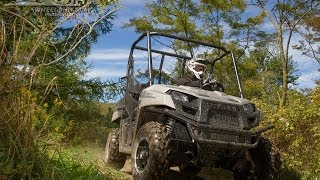 8. 2014 Polaris Ranger 570 First Ride - 4WheelDirt